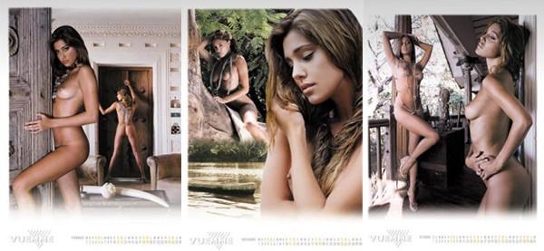 Calendario Belen Rodriguez.Il Calendario Nature Di Belen Rodriguez Gossip Sport